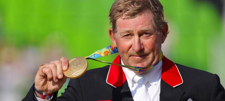 Springreiter Nick Skelton gewinnt bei Olympia in Rio Gold mit 58 Jahren