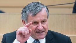 "Kritik nach Rülkes ""Volkssturm""-Rede"