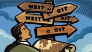 Schwierige Entscheidungsprozesse beruhen nicht immer auf rationalen Überlegungen.