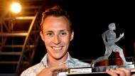 Eric Frenzel ist Champion des Jahres 2014