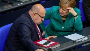 """Altmaier: """"Die EU muss ein Angebot auf den Tisch legen"""""""