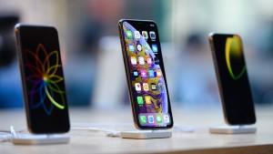 Apple kürzt Produktion neuer iPhones