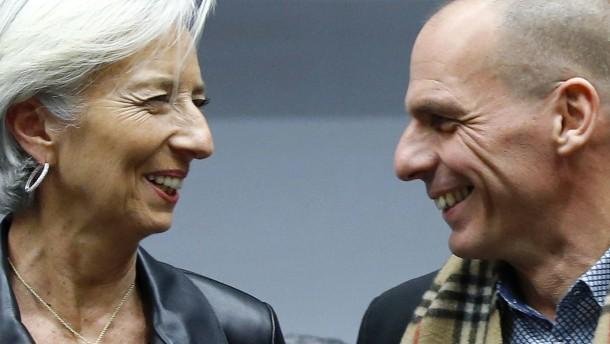 Der arme Währungsfonds