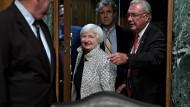 Janet Yellen gibt neue Hinweise auf die zukünftige Geldpolitik.