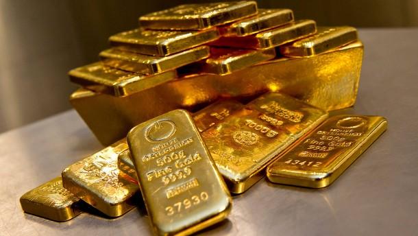Preise für Gold und Palladium steigen weiter