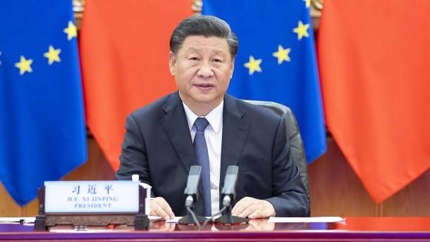 Chinas Ruf verschlechtert sich erheblich