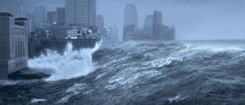 """New York in Fluten: Roland Emmerichs """"The Day After Tomorrow"""" visualisiert die Klimakatastrophe"""