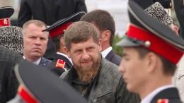 Der lange Arm des tschetschenischen Machthabers