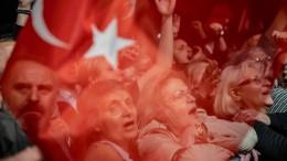 Die große Schlacht um Istanbul hat begonnen