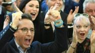 Konservative ÖVP ist klare Siegerin
