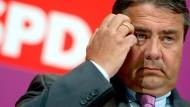 SPD-Parteivorsitzender Sigmar Gabriel