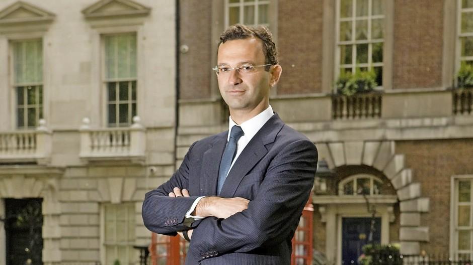 Cevdet Caner auf einer Aufnahme aus dem Jahr 2009