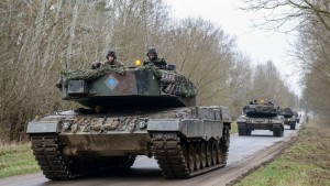 Die geheimen Geschäfte mit Panzern