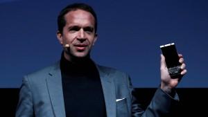 Blackberry präsentiert das neue Key One