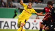 """Erling Haaland war mal wieder Dortmunds """"Man of the Match"""""""