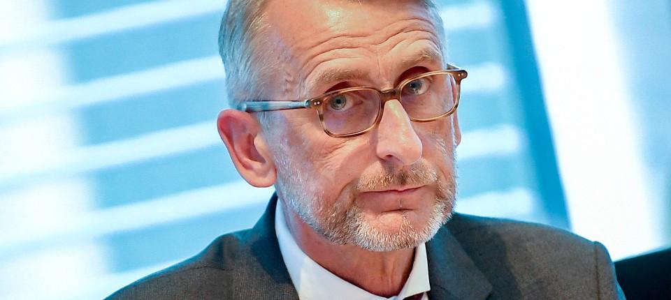 Einer der profiliertesten Innen-Experten der Unionsfraktion: Armin Schuster