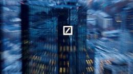 Deutsche Bank fällt immer weiter hinter der Konkurrenz zurück
