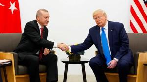 Treffen von Erdogan und Trump für November angekündigt