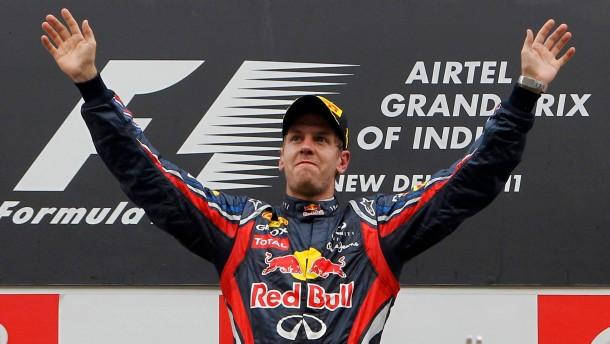 Vettels Hunger ungestillt