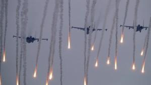 Russland kündigt größtes Manöver seit Jahrzehnten an