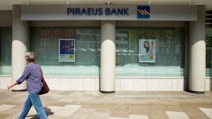 Athen treibt Hedgefondsmanager in den Wahnsinn