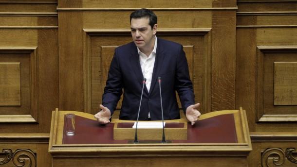 Griechenland, zur Wiedervorlage