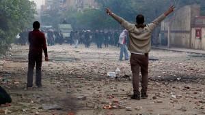 Ägyptische Regierung erklärt Rücktritt