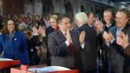 Großer Jubel bei der SPD