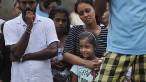 Kehrt in Sri Lanka wieder Normalität ein?
