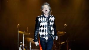 Mick Jagger kehrt auf die Kinoleinwand zurück