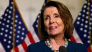 Bleibt Fraktionschefin der Demokraten: Nancy Pelosi