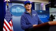 Bill Murray als Überraschungsgast im Weißen Haus