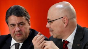 SPD-Spitze weist Albigs Vorschlag zurück