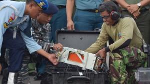 Auch Stimmenrekorder der AirAsia-Maschine geborgen