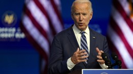 """Biden nennt Trumps Beharren auf Wahlsieg """"peinlich"""""""