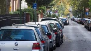 Neue Regeln für Parkplätze