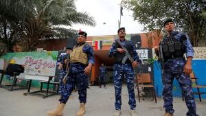 Erste Wahl im Irak nach Sieg über IS