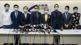 Hongkong schließt Oppositionelle aus