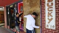 """""""Irma"""" zerstört Karibik-Inseln– Florida verbarrikadiert sich"""