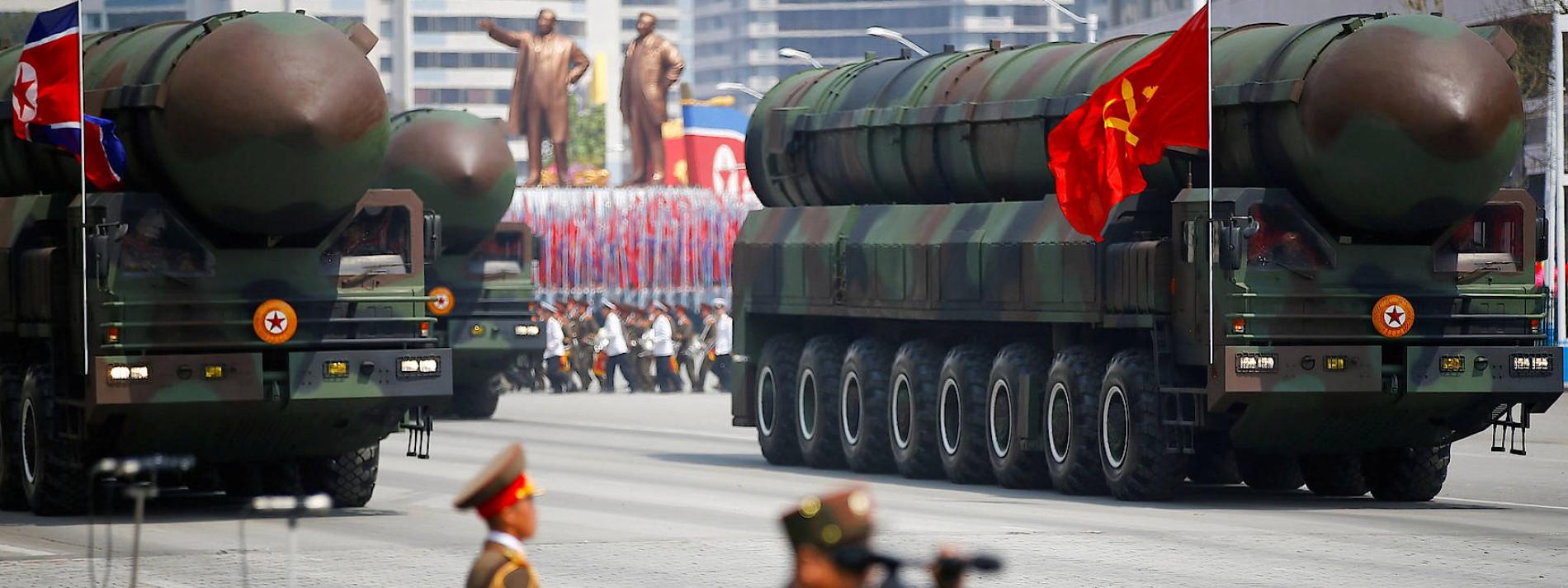 Spekulationen um neue Atomwaffentests