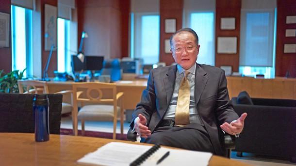 Die Weltbank will extreme Armut bis 2030 ausradieren