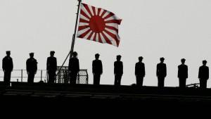 Beide Koreas und Japan im Zwist über umstrittene Flagge