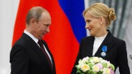 Putins kalte Flamme