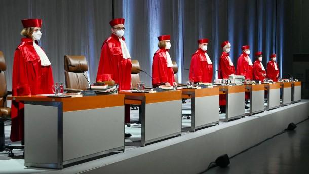 Bundesverfassungsgericht verhandelt über Obergrenze