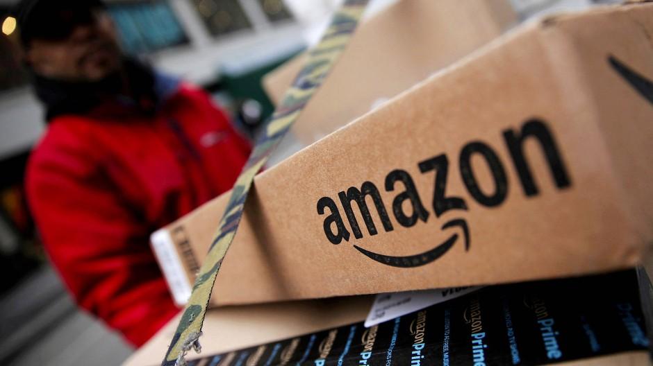 Dem Online-Händler Amazon ist die Post nicht zuverlässig genug.