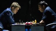 Anand nach dritter Partie gleichauf mit Carlsen