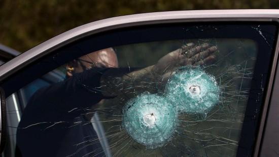 Schusssichere Autos für Brasiliens Straßen