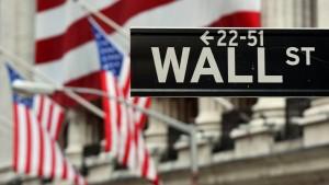 Amerikanische Aktien sind derzeit gefragt
