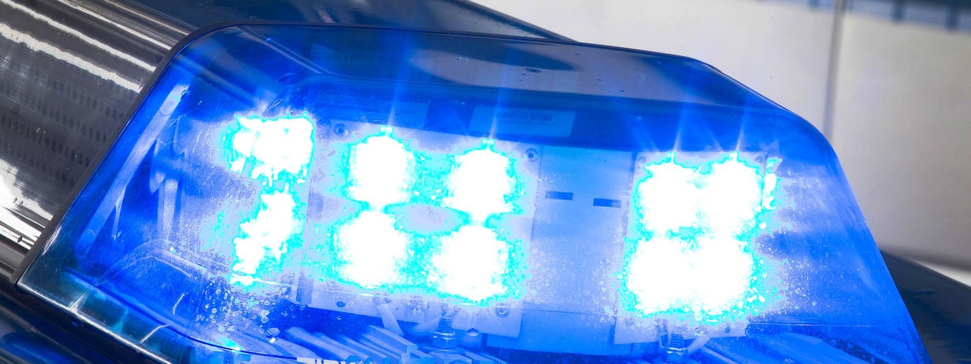 Polizei-Sondereinsatz nach Schuss in Regionalbahn