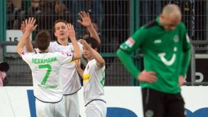 Gladbach schielt Richtung Champions League